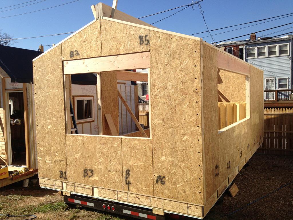 Как построить дом из сип панелей своими руками цена